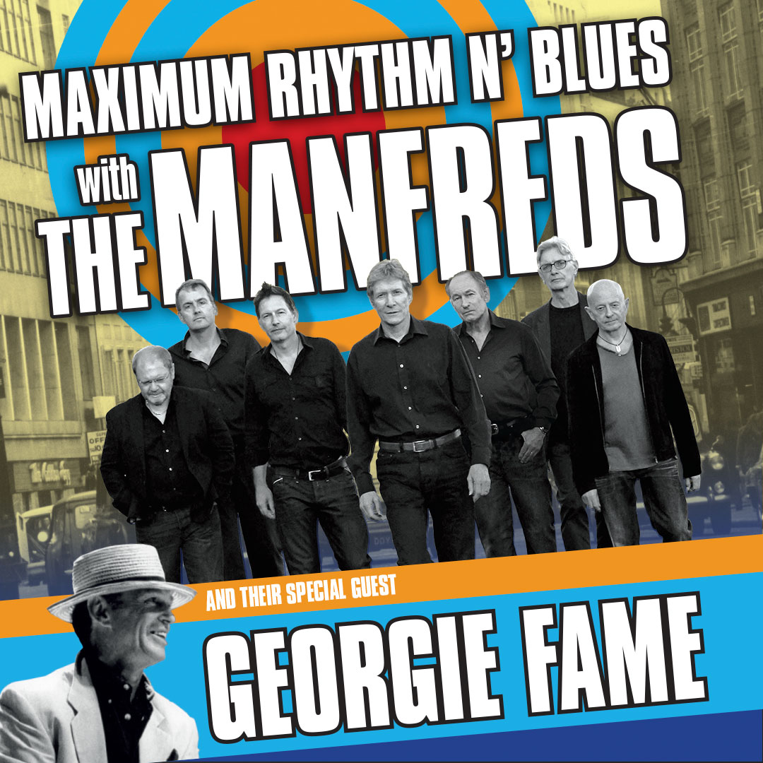 Maximum Rhythm and Blues featuring The Manfreds with Georgie Fame