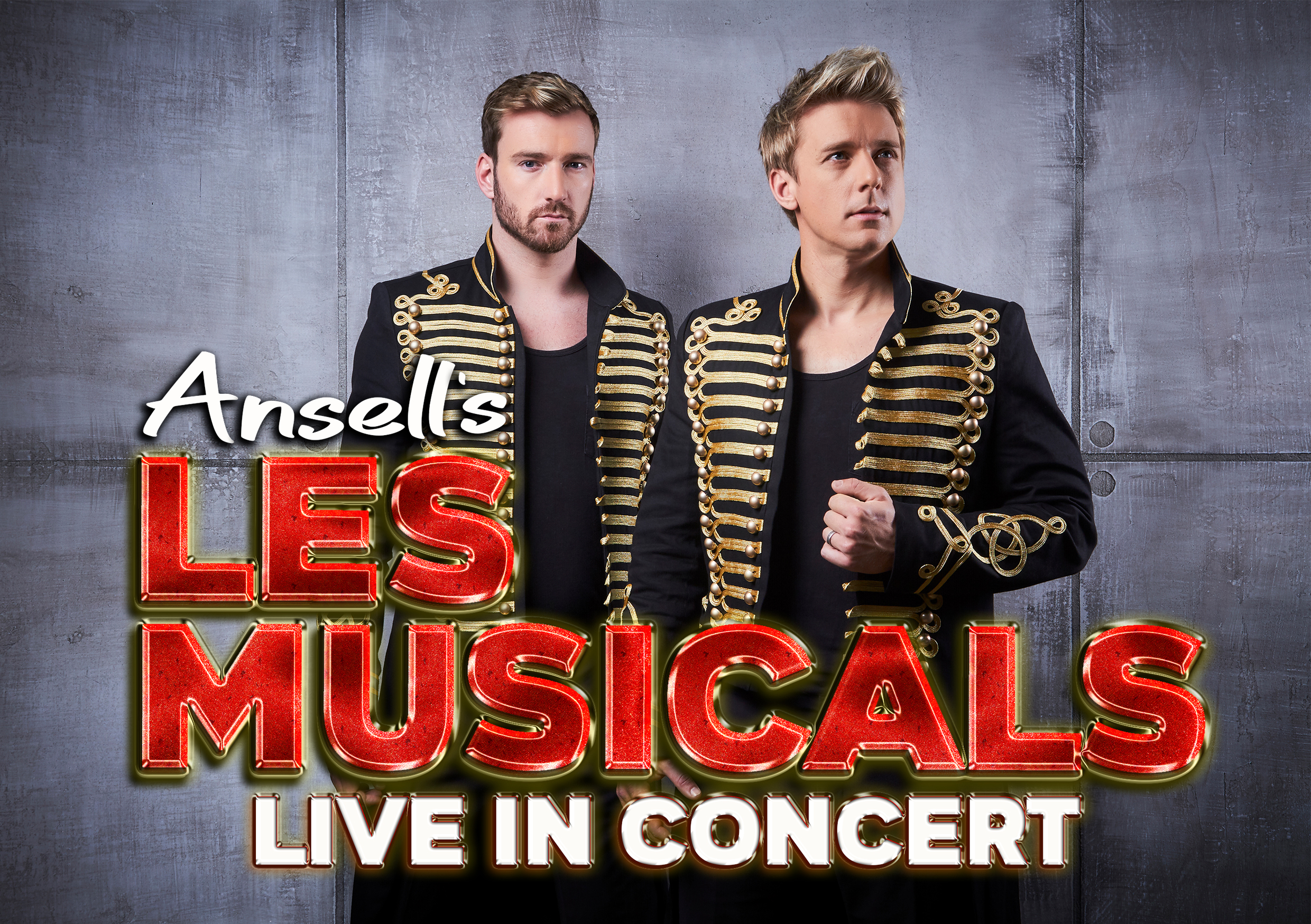 Ansell's Les Musicals