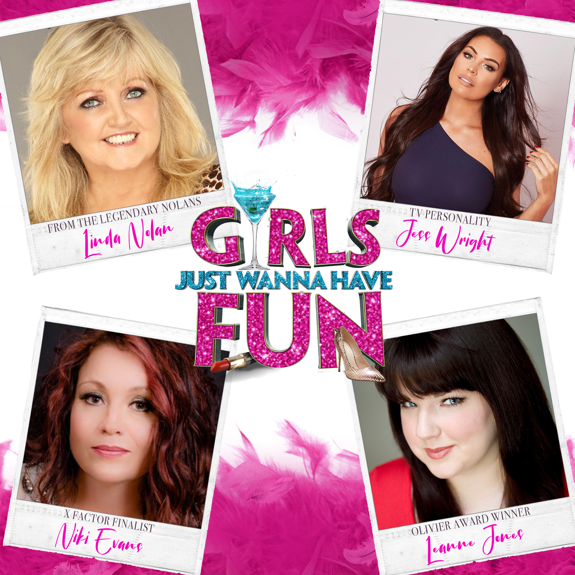 Girls Just Wanna Have Fun [Rescheduled] | Marina Theatre