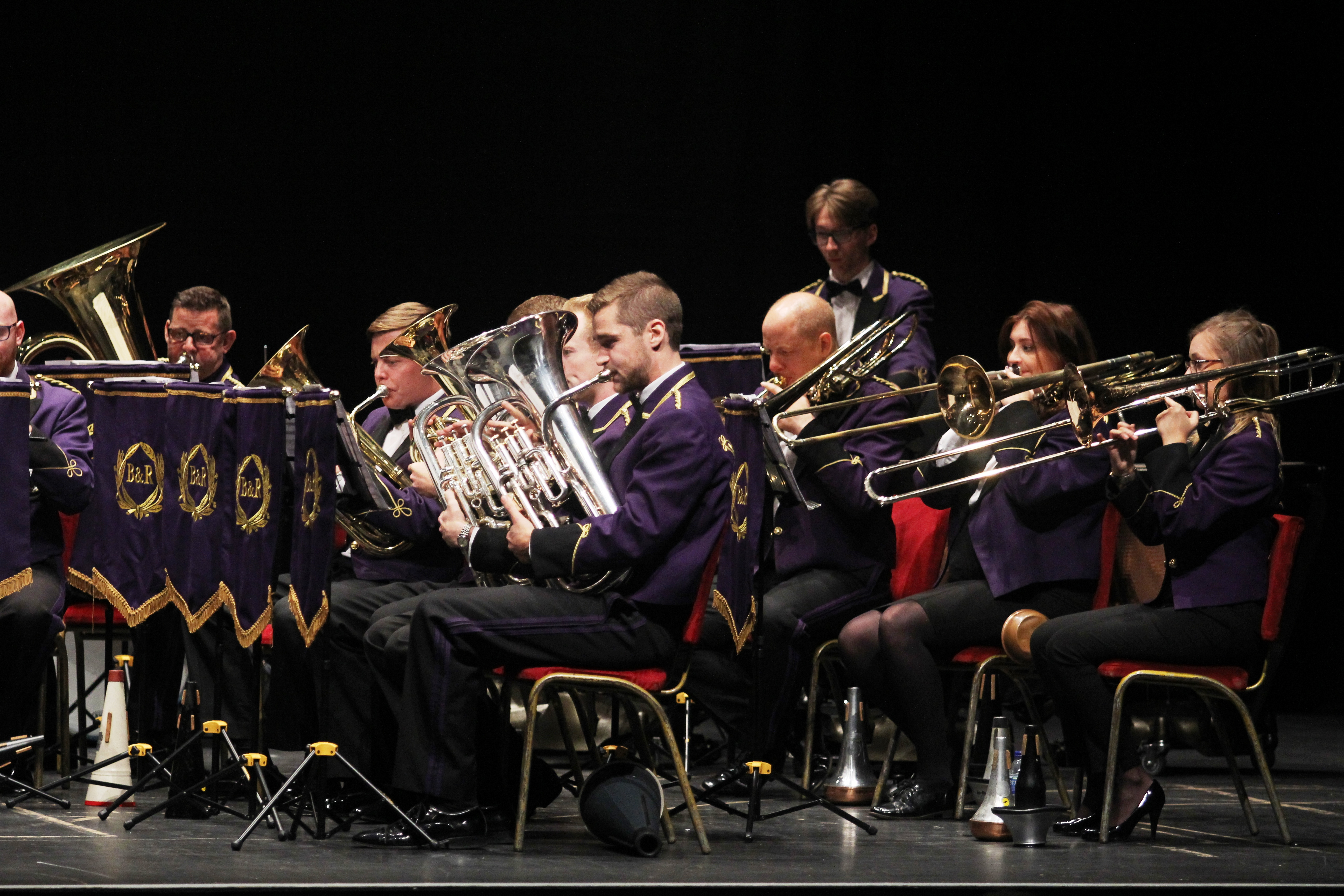 The Brighouse & Rastrick Band Concert
