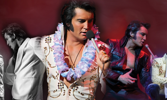 The King Is Back: Ben Portsmouth is ELVIS