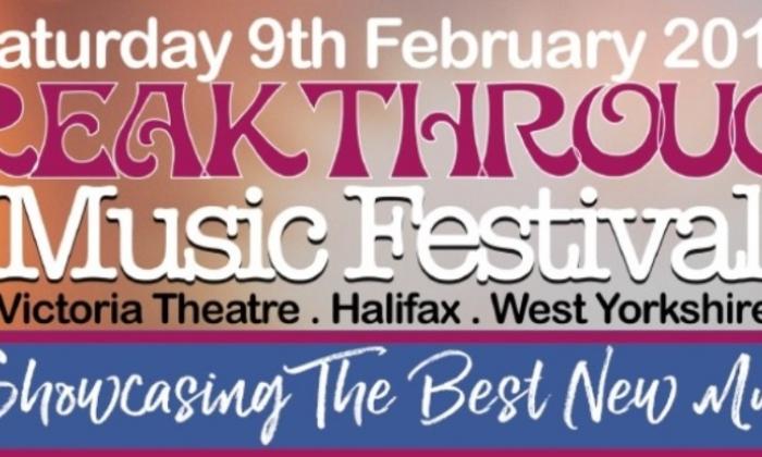 Breakthrough Music Festival