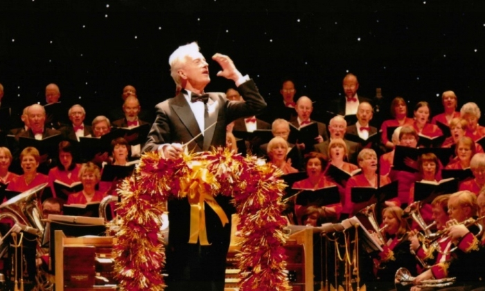 Halifax Choral Society Carols and Brass Concert