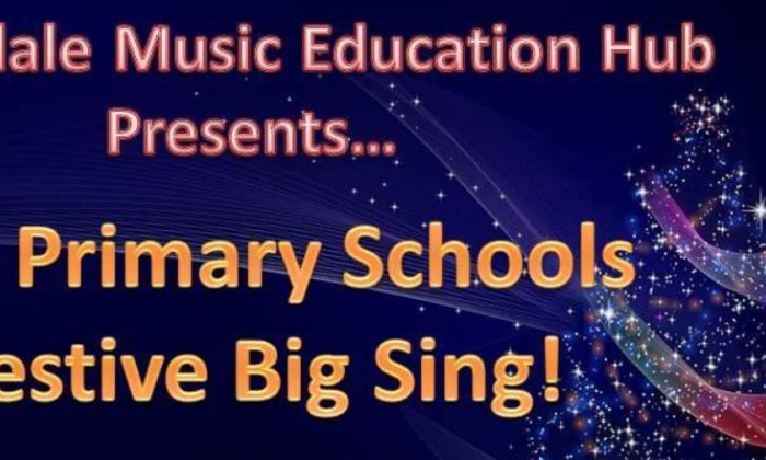 The Primary Schools Festive Big Sing
