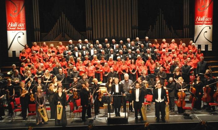 Halifax Choral Society Autumn Classics Concert