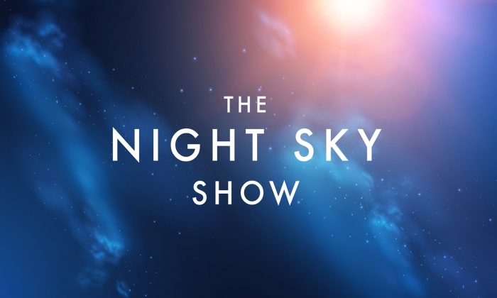 The Night Sky Show Picture
