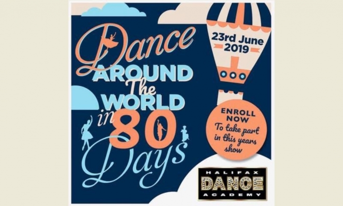 Halifax Dance Academy: Around The World in 80 Days