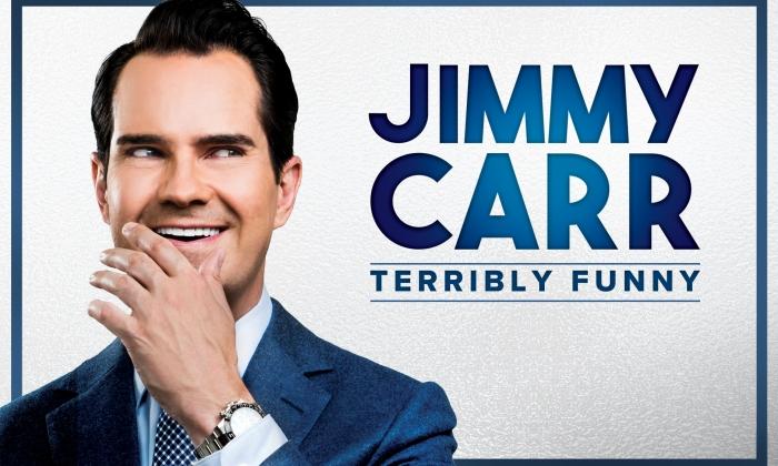 Jimmy Carr: Terribly Funny - January 2022