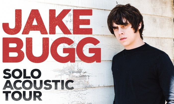 Jake Bugg Solo Acoustic Tour