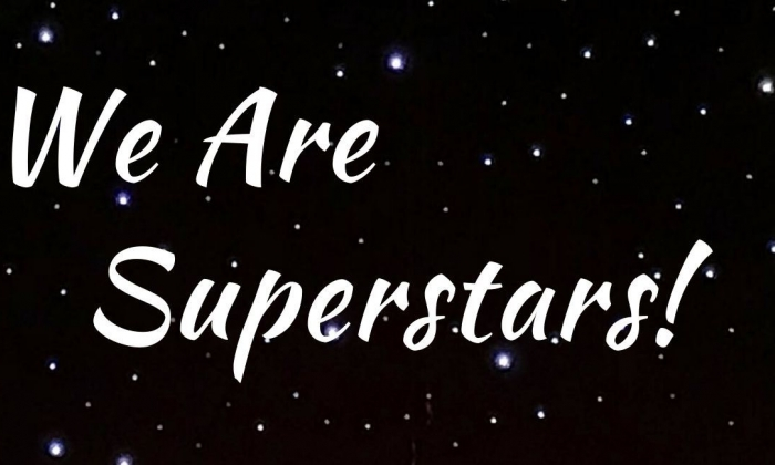 We Are Superstars!