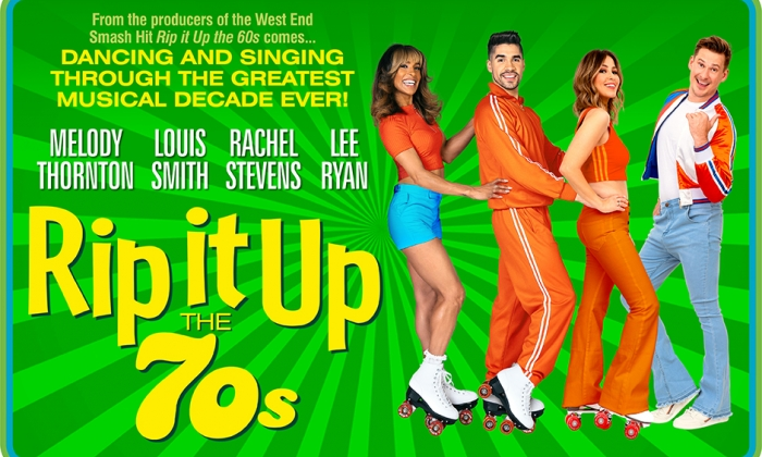 Rip It Up the 70s