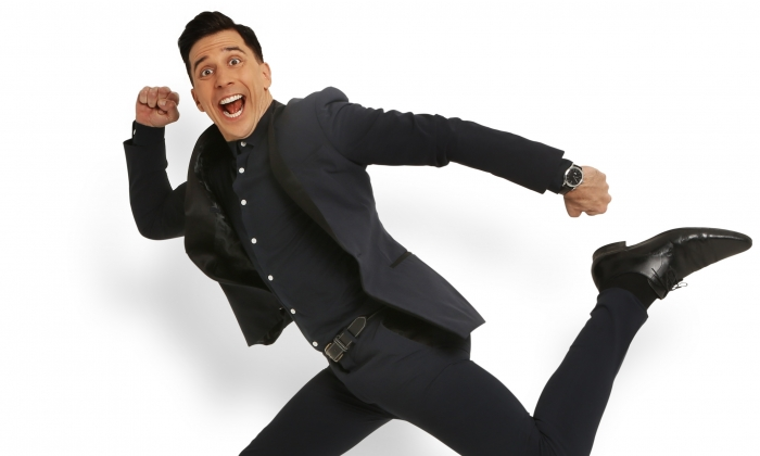 Russell Kane - The Fast and the Curious - 2019 Tour