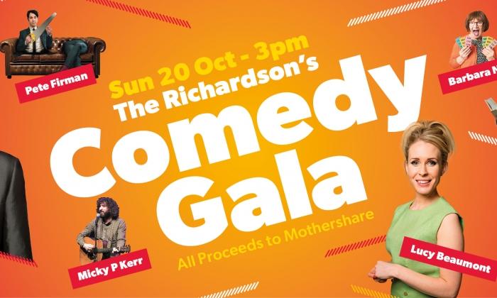 The Richardson's Comedy Gala