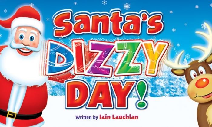 Santa's Dizzy Day