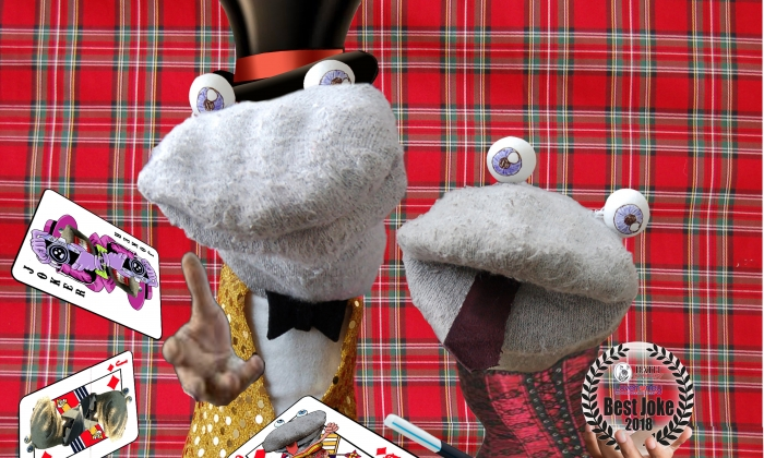 Scottish Falsetto Sock Puppet Theatre: ROLL UP