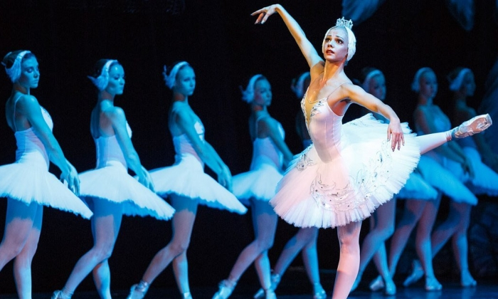 The Russian State Ballet and Opera House present Swan Lake