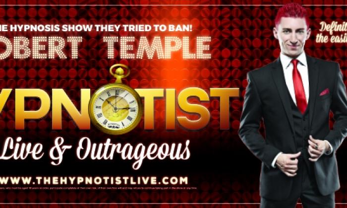 Robert Temple Hypnotist
