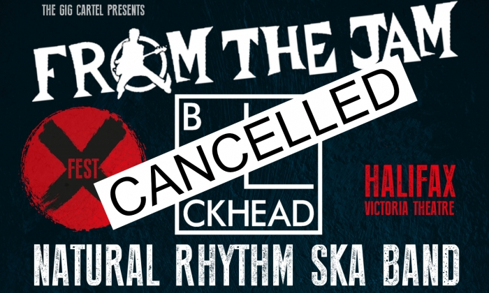 XFEST presents From The Jam, The Blockheads, Natural Rhythm Ska Band