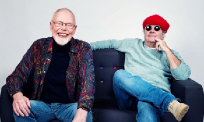 Bob Harris & Danny Baker: Harris & Baker's Backstage Pass