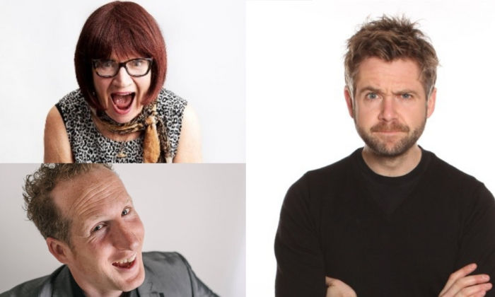 Spaced Out Comedy: Thursday 1 July