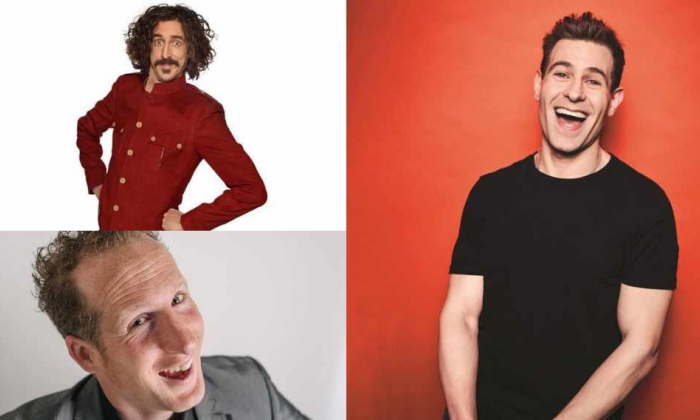 Spaced out comedy: 22 July
