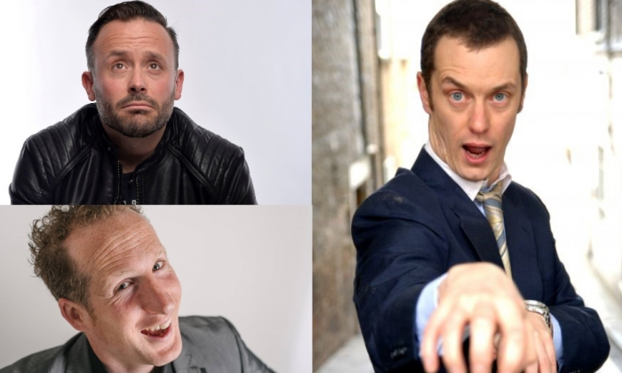 Spaced Out Comedy: Thursday 24 June