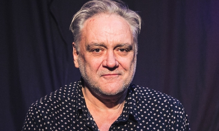 Tony Slattery is UNREHEARSABLE