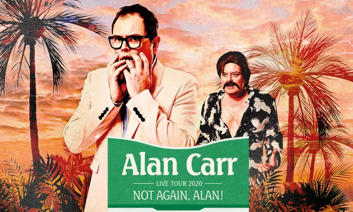 Alan Carr: Not Again, Alan!