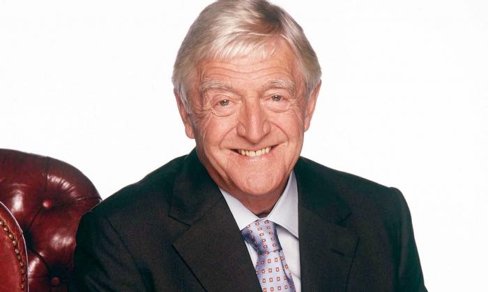 Sir Michael Parkinson